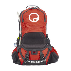 Ergon BE2 Enduro Rucksack 6,5 L black/red